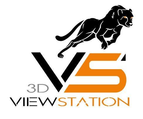 2017-3DViewStation_logo_cheetah