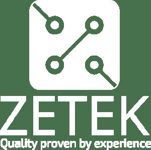 Logo firmy Zetek z Wieliczki - quality proven by experience