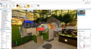 zetek 3DViewStationV2017 Materials