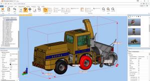 zetek 3DViewStationV2017 TruckWinter