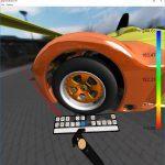 zetek 3DViewStation VR Edition 2018 modyfikacja wnętrza samochodu