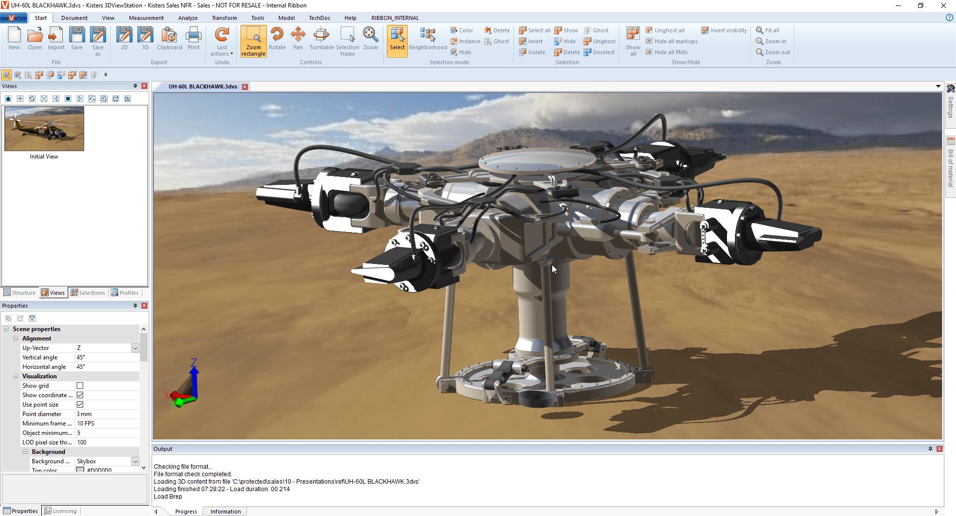 izolacja_modelu 3D CAD