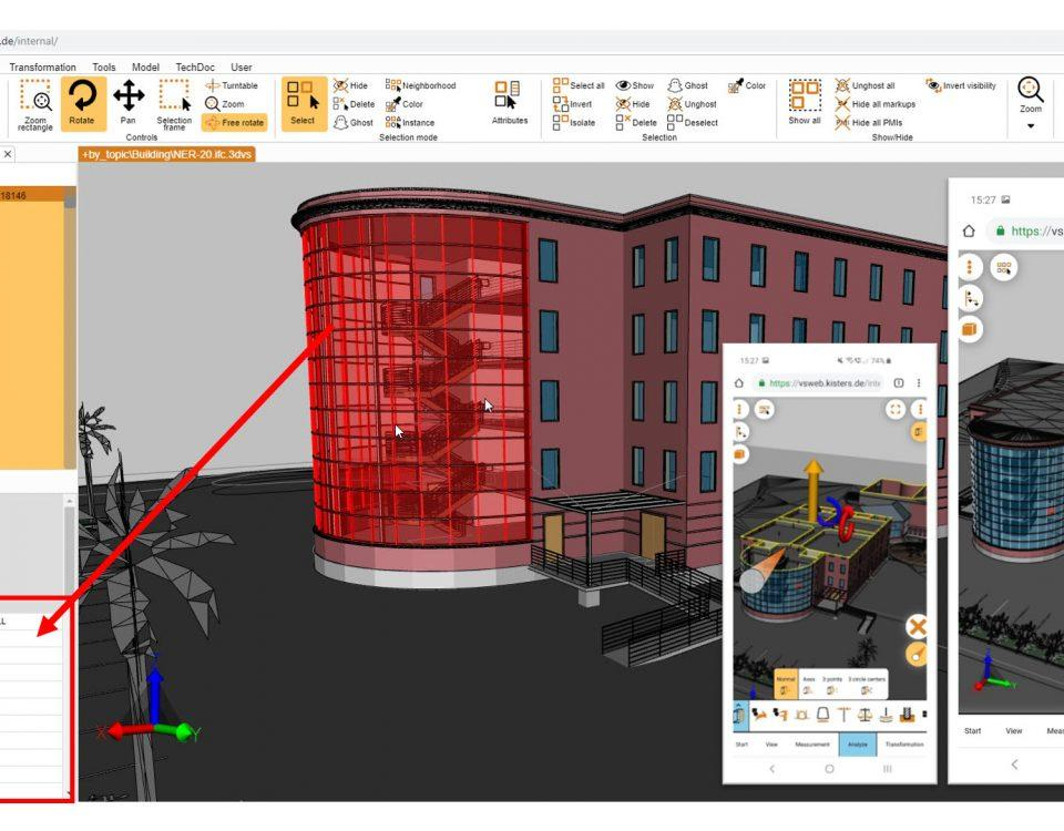 BIM AEC Inżynieria Budowlana Przeglądarka CAD